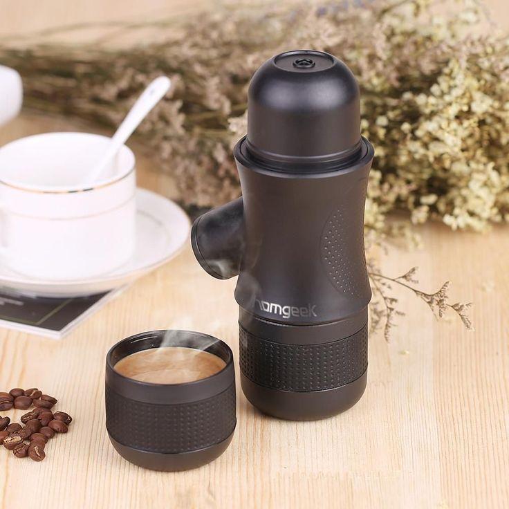 COFFEETIME™ Mini Portable Coffee Maker