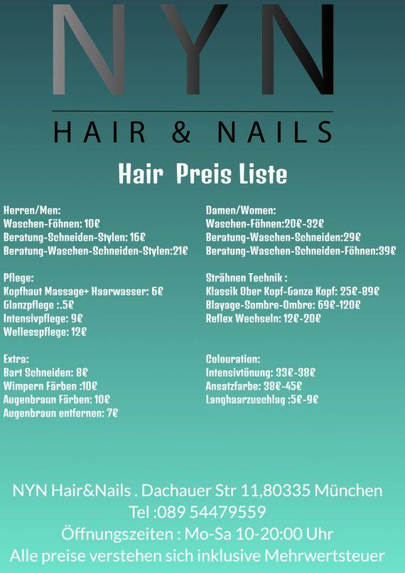 Friseur Preise Friseur Preise Durchschnitt Friseur Preise 2018 Dm