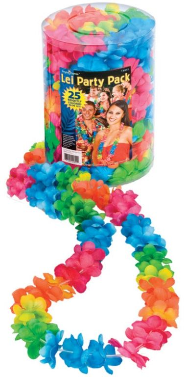 Lei Party Pack - Accessories & Makeup
