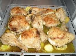 Pollo al coñac - Rincón Recetas