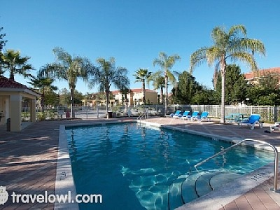 Emerald Isle Communal pool - near Disney