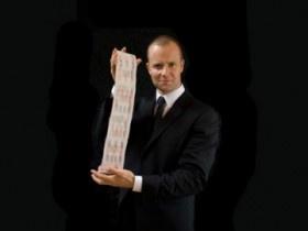 Comic Magician Jack Wise, A great unique idea for wedding entertainment