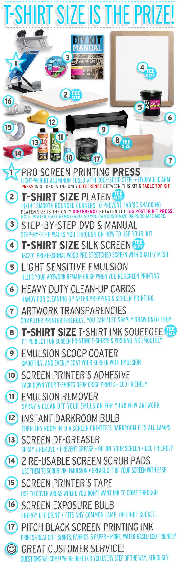 98 best DIY Kits Screen Printing images on Pinterest | Arts and ...