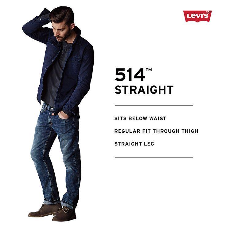 Men's Levi's 514 Straight Jeans size 30 x 32 any color : Joe