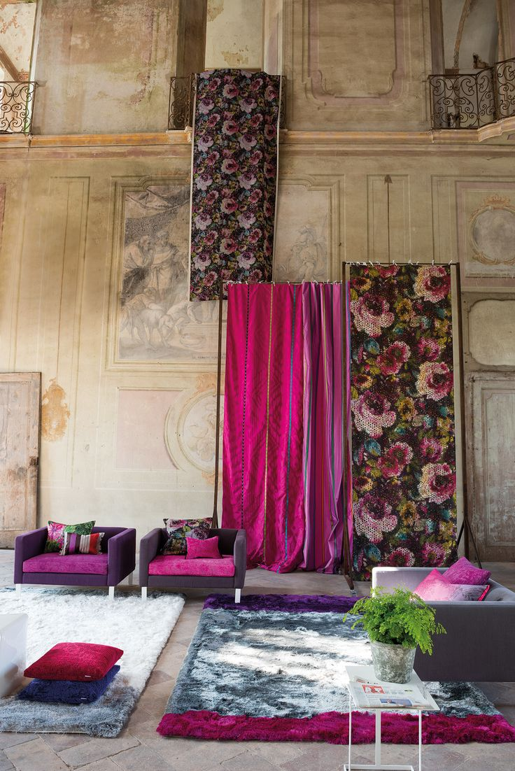 DESIGNERS GUILD AW14 RUG COLLECTION 318