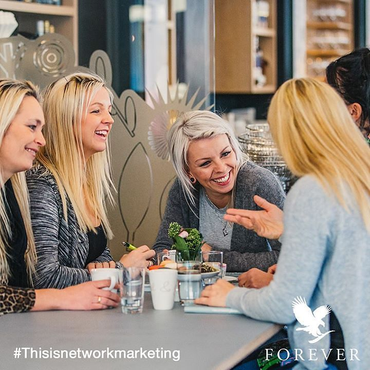 Network Marketing is an appealing lifestyle a way to work thats fit for the future. Work has gone from being a duty to become a passion. People want to work with something they feel is fun and engaging. They want to say something with their profession show who they are and what they want to do with their lives. #Thisisnetworkmarketing  http://aloi.st Scandinavia http://mls.flp.com English #salvevitae #purposedriven #Forever #aloevera #foreverproud