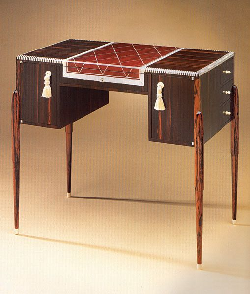 Best Ruhlmann JacquesÉmile Images On Pinterest Art Deco - Art deco furniture designers desks