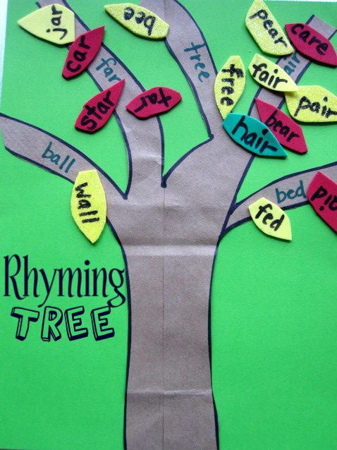 Rhyming Tree