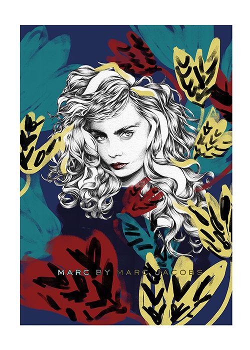 'Marc' by Ewelina Dymek