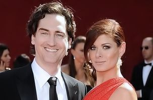 """World Top Style: """"Mysteries of Laura"""" Star Debra Messing Divorced f..."""