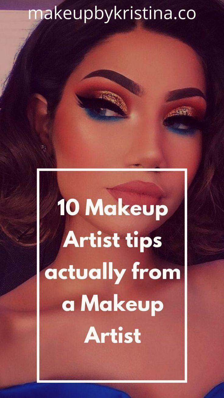 Want Some Insider Tips To Becoming A Makeup Artist? Here Are 10 Makeup Artist Tips Actually From A Makeup Artist. #makeup #makeupartist