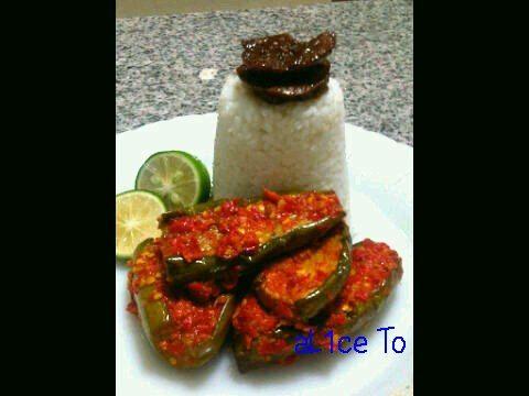 Chili Eggplant @chai_kitchen