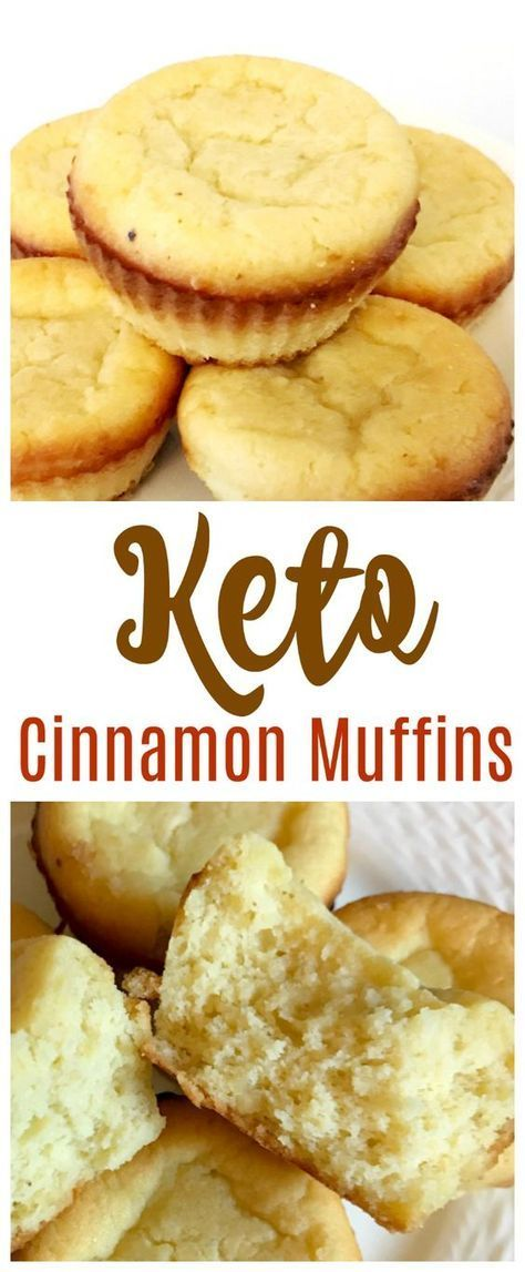 Keto cinnamon muffins. Living the Keto lifestyle means missing the breads you once had in your life. I gotta tell you, after day 2 I was on Pinterest looking for some kind – any kind of replacement. I found cookies, bagels and then these muffins. What I love about this recipe is that it's so easy to make.