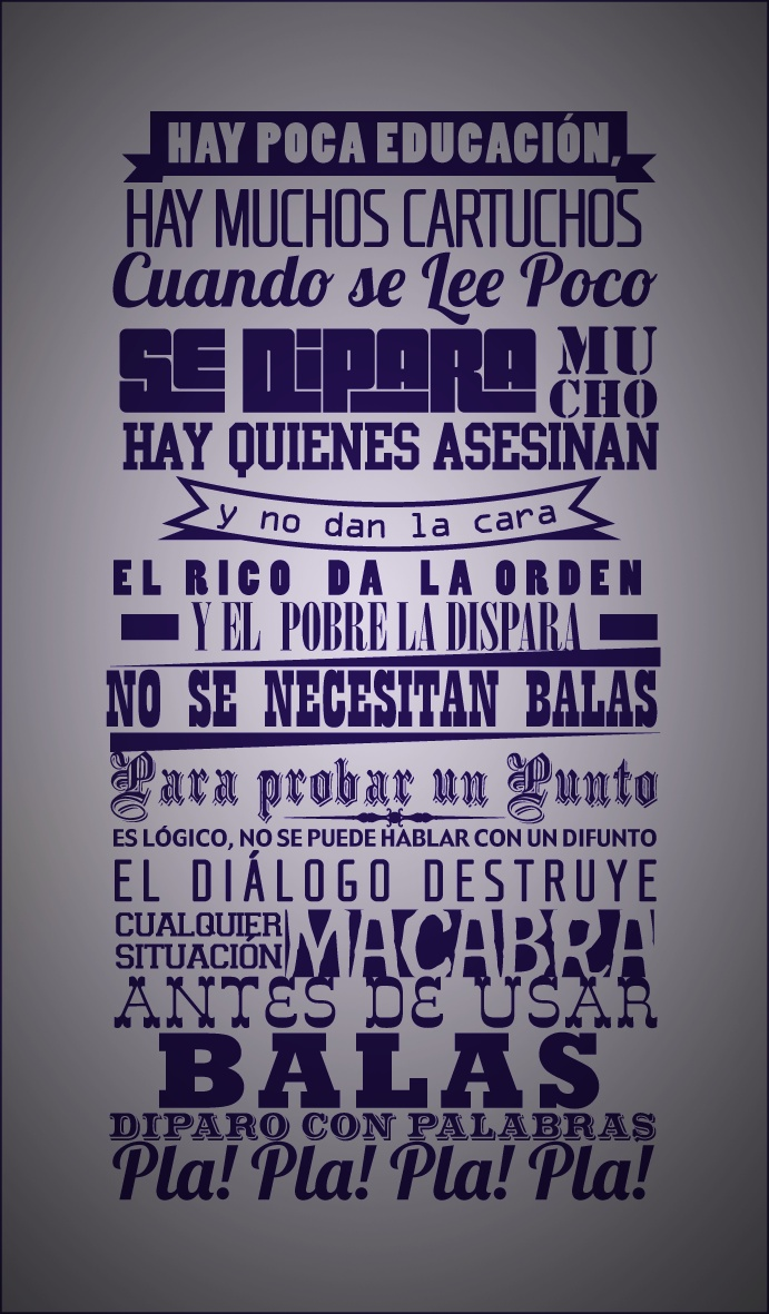 ME LATEN SUS LETRAS DE CALLE 13- La Bala