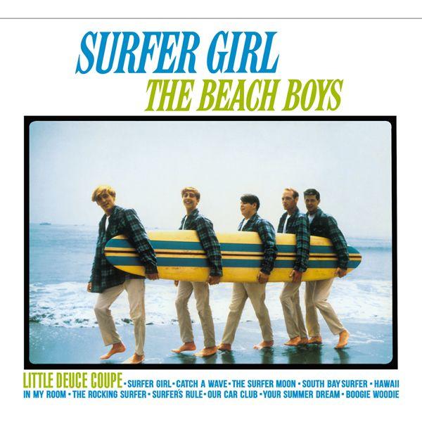Beach Boys - Surfer Girl