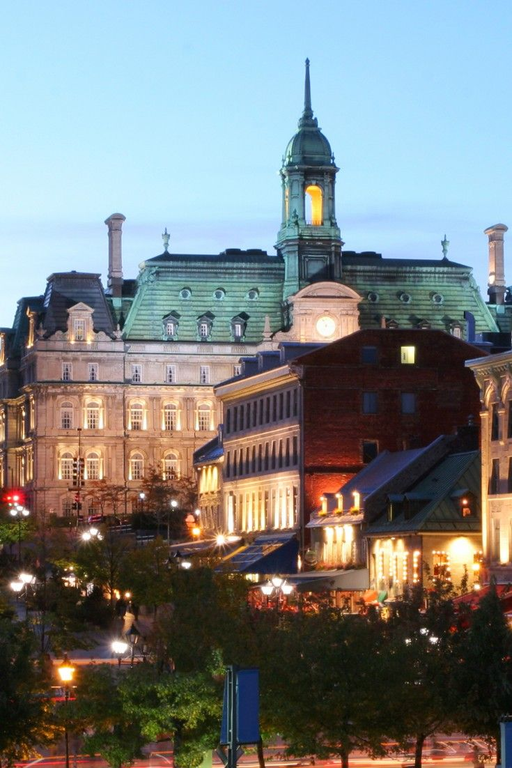 Upscale Secret downtown sleep with a French restaurant, a spa and an indoor heated pool, just a short walk from Old Montreal #Jetsetter