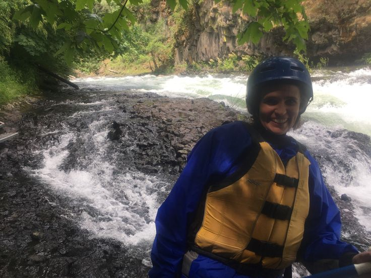 synch fun continued...N had been in mountains near SAN with client so missed some life flow details.  In car driving home telling him how Tue Kir (who is gone for next week) stopped to go white water rafting for the first time on her way driving to UT.  She texted me this pic to share the fun (is White Salmon River -is one that used to run in back of our place in Trout Lake which N and I have also run).  As I am in car telling him this and I look up and out in front of me I find...