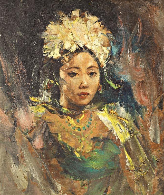 Trubus Sudarsono - Gadis Bali
