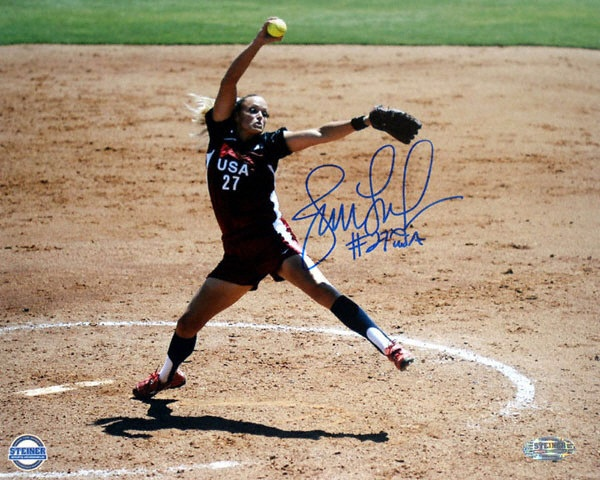 Jenny Finch  Best Softball Player of All-time