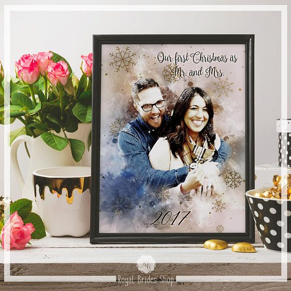 Check out this item in my Etsy shop https://www.etsy.com/uk/listing/566001653/our-firs-christmas-as-mr-and-mrs