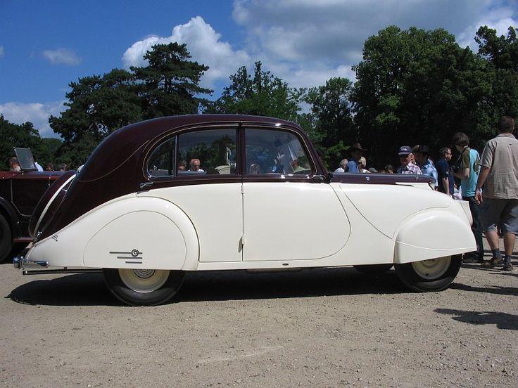 snímek auta 1934 Super Piccolo serie 2/11
