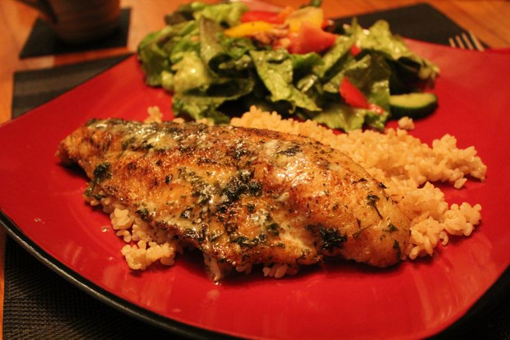 Pickerel is such an easy fish to prepare and eat. It's not too fishy, has a nice firm flesh and goes with any side side I can think of. Here is another great recipe from High Plains: The Joy …