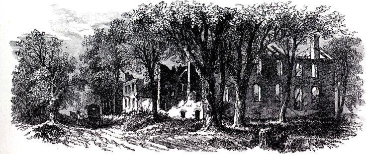 Ruins of Chancellorsville