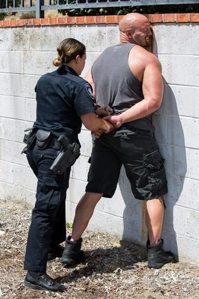 Train for your Career…A Workout for Law Enforcement and Police Officers (or Anyone with a Physically Demanding Job)