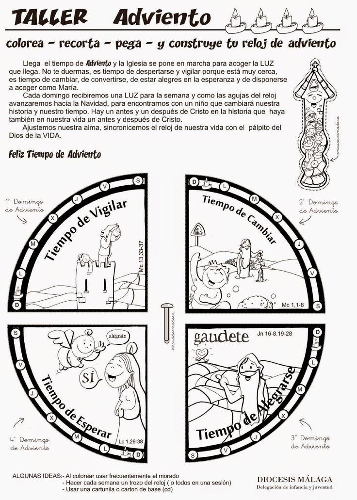 La Catequesis: Guía de Catequesis para Taller de Adviento de FANO