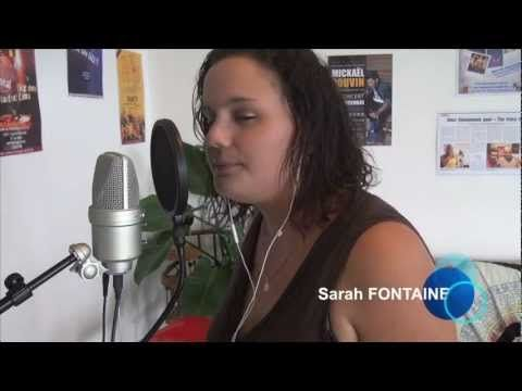 Sarah Fontaine (cover) RESISTE France Gall