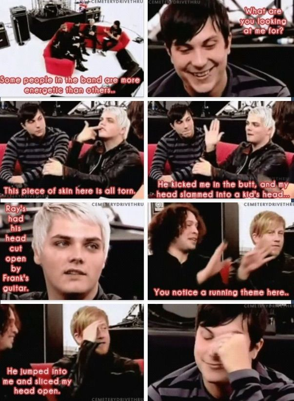 I love you Frank xD Lol everybody just like ganged up on him there xD