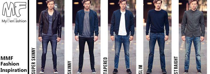 Jeans styles MyMenFashion.com