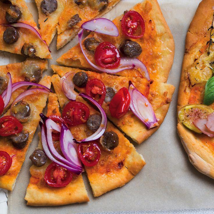Tangy boerewors pizza - MyKitchen