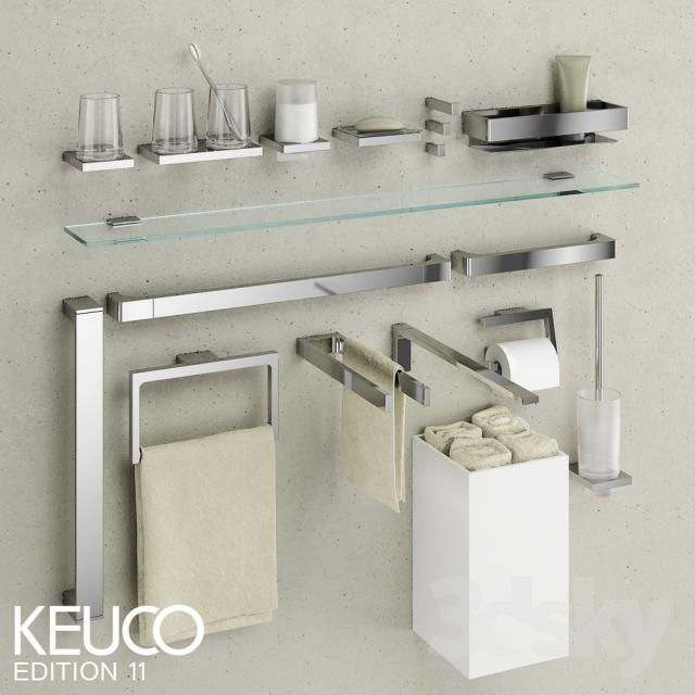 Keuco Edition 11 Bathroom Accessories Bathroom