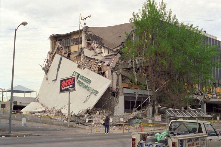 1994_Northridge_earthquake . .Kaiser Permanente building