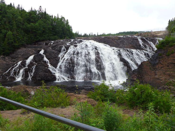 Wawa Falls, Wawa Ontario