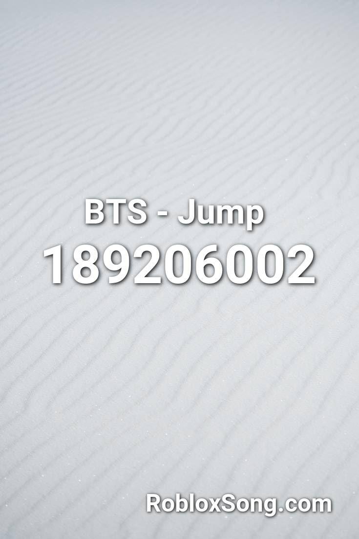 Bts Jump Roblox Id Roblox Music Codes