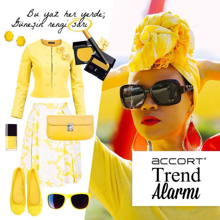 Bu yaz trendleri Accord'da...