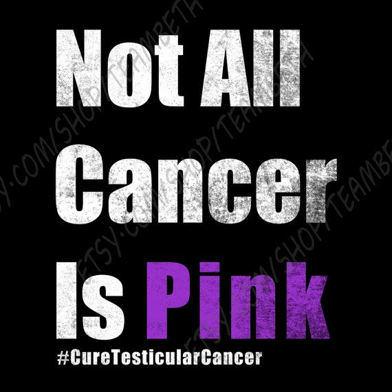 Testicular cancer testicle cancer not all cancer is by TeamBeth