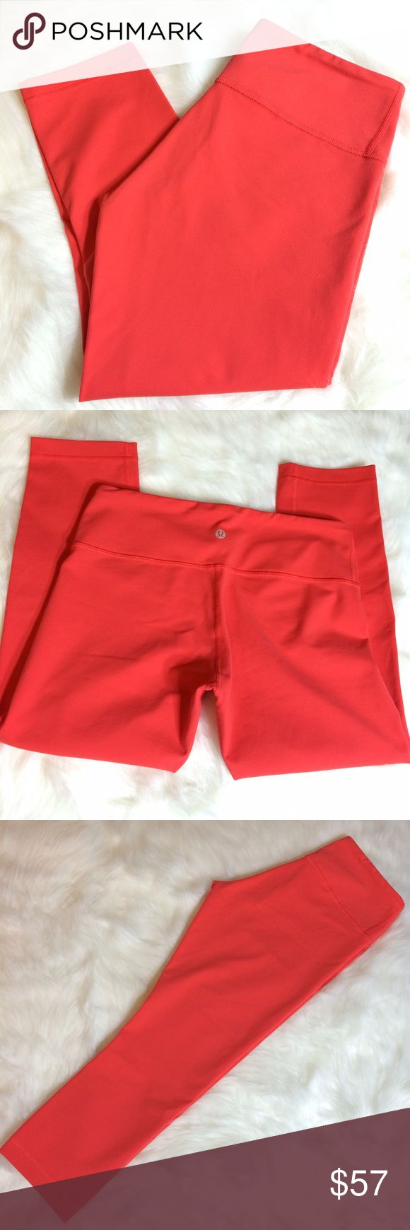 NWOT Lululemon Wunder Under Crop NWOT Lululemon Wunder Under crop. Size 8. I DO NOT TRADE NOR DO I RESPOND TO LOWBALL OFFERS. All items listed in my closet are in great condition unless specified otherwise in description. Happy shopping! lululemon athletica Pants