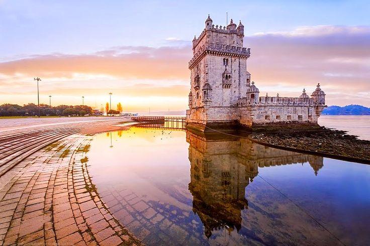 Monumentos portugueses que são património mundial- Torre de Belém-