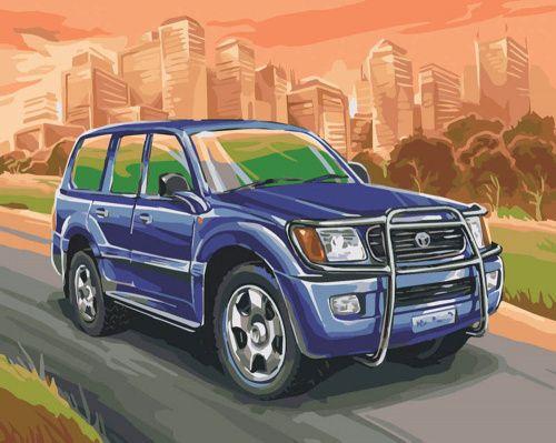 «Toyota Land Cruiser»