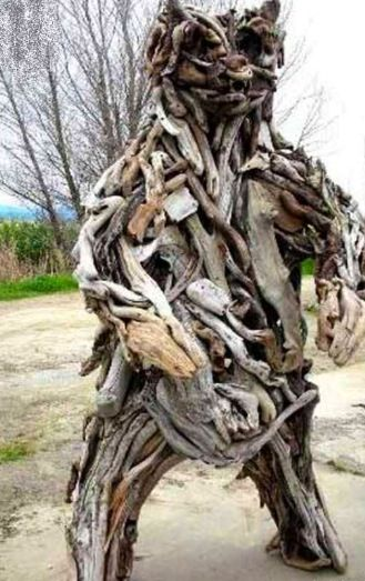 wood art limb-branch | DIY STICKS AND STONES, LIMBS TWIGS AND BRANCHE ...