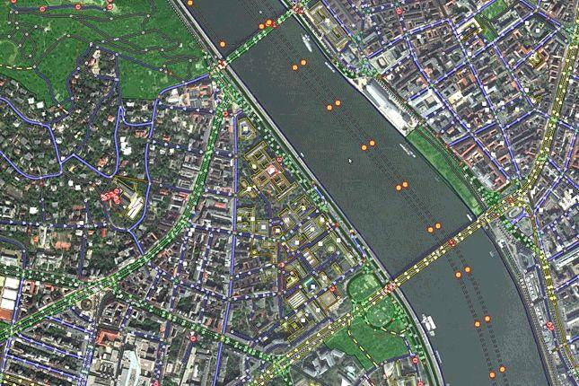 Image result for google maps budapest