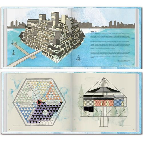 Buckminster Fuller: Poet of Geometry Illustrator and author, Cole Gerst, brings Fuller's work into vivid, full-color view. Poet of Geometry includes hundreds of detailed illustrations spanning Fuller's entire life. This book not only shows how important Fuller was during his lifetime, but how his ideas are even more relevant today than ever.
