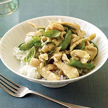 Thai Chicken and String Beans | Recipes | Pinterest