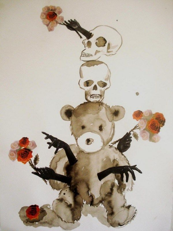 Steve Bandoma peinture