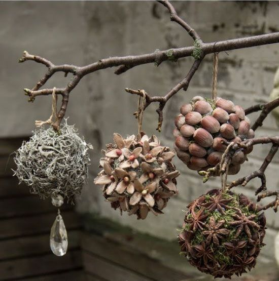 7 best images about brico on Pinterest Christmas ornament, Spring