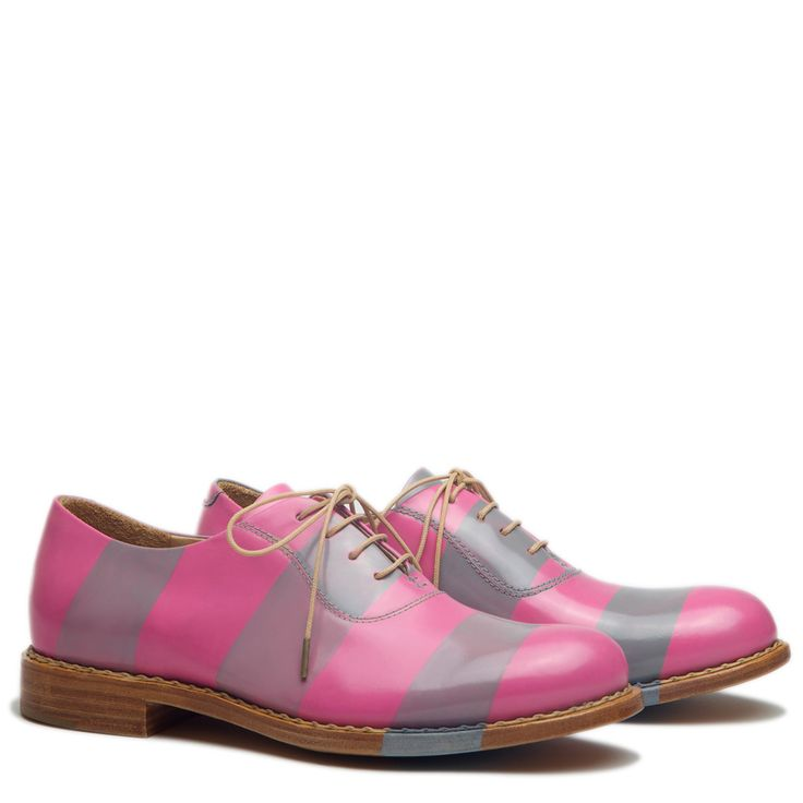 awesome!Oxfords Pink, Fashion, Smith Oxfords, Super Pink, Mrsmith Pink, Oxfords Super, Pink Shoes, Stripes Oxfords