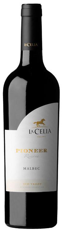 """""""Pioneer"""" Malbec 2011 - Bodega Finca La Celia, San Carlos, Mendoza--------------------------------- Terroir: La Consulta (San Carlos) Crianza: 80% del vino en barricas usadas de roble francés y americano durante 9 meses"""